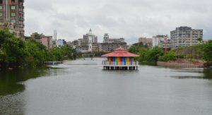 করোনায় কোলাহলশুন্য জেলার বিনোদন কেন্দ্রগুলো